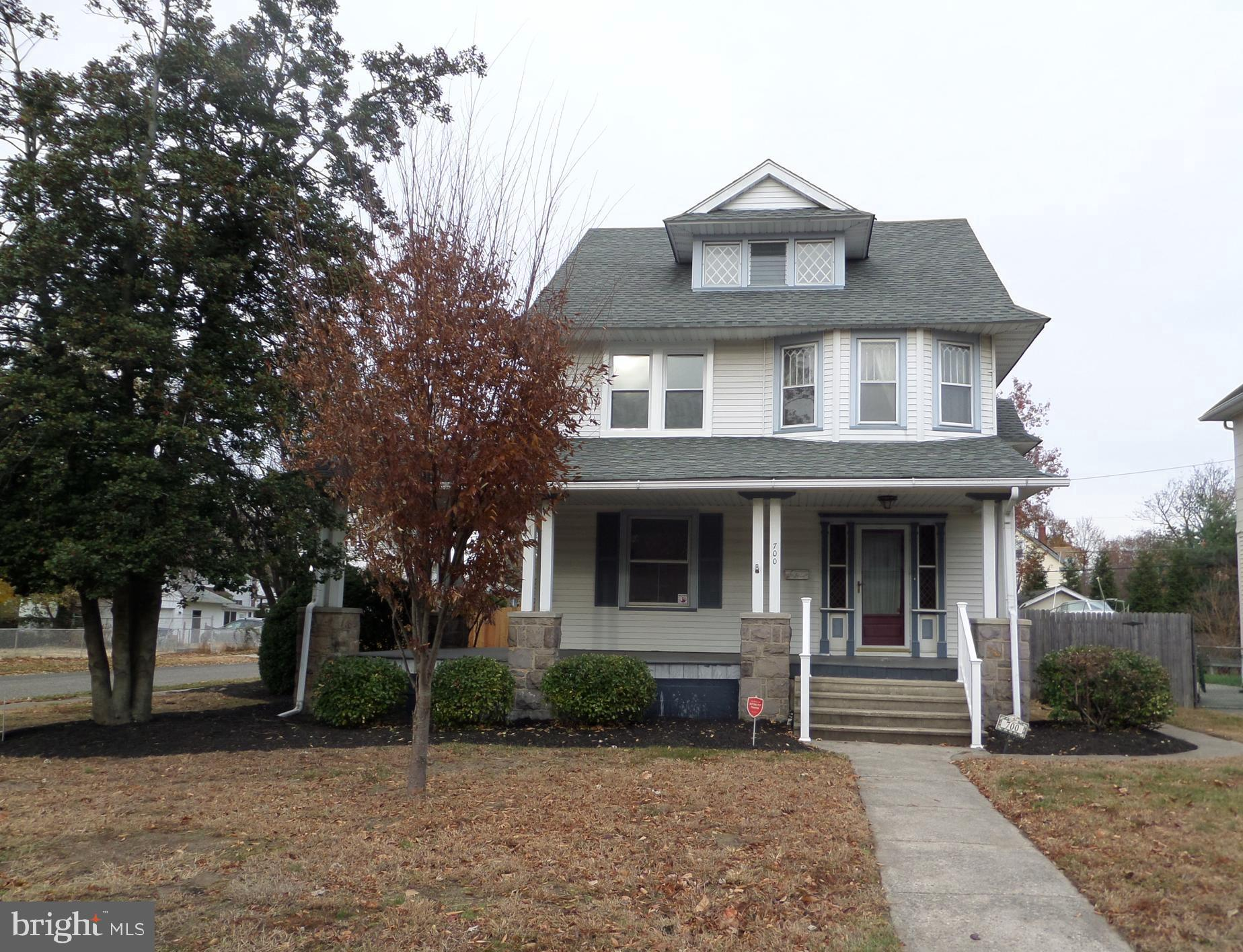 700 WASHINGTON AVENUE, PALMYRA, NJ 08065