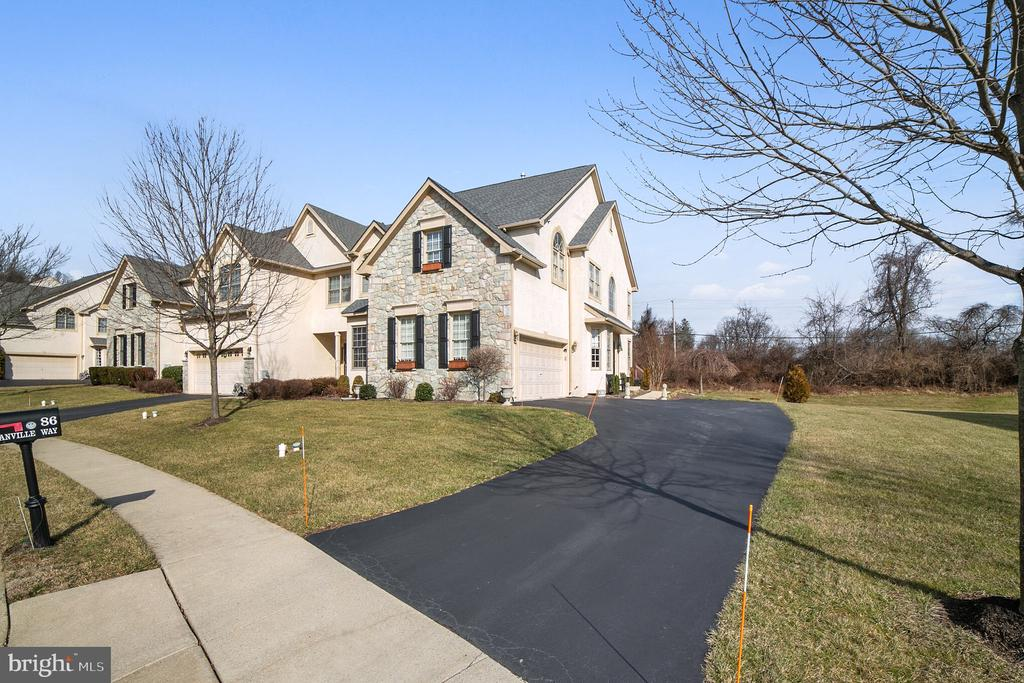 86  GRANVILLE WAY, one of homes for sale in Exton