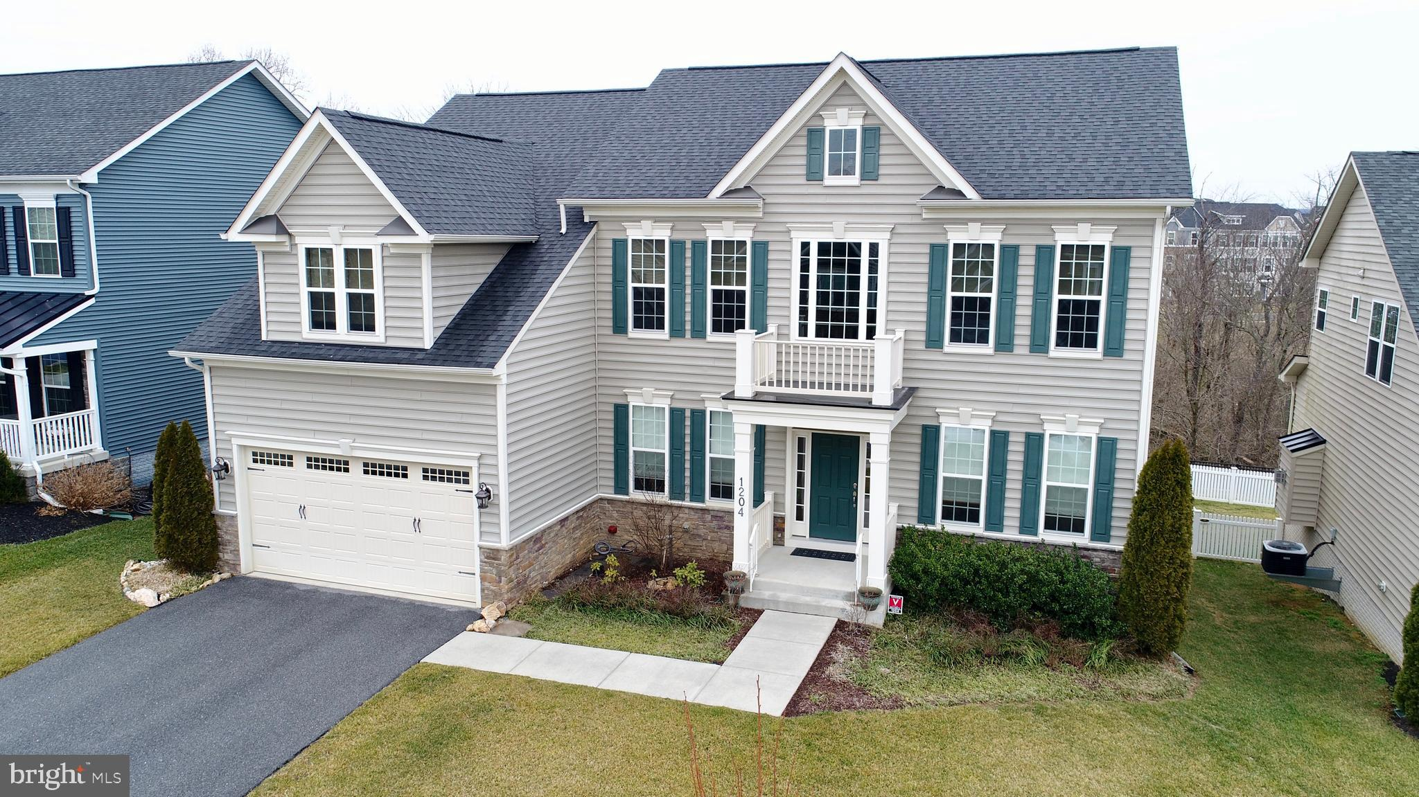 1204 MOORE SPRING COURT, BRUNSWICK, MD 21716