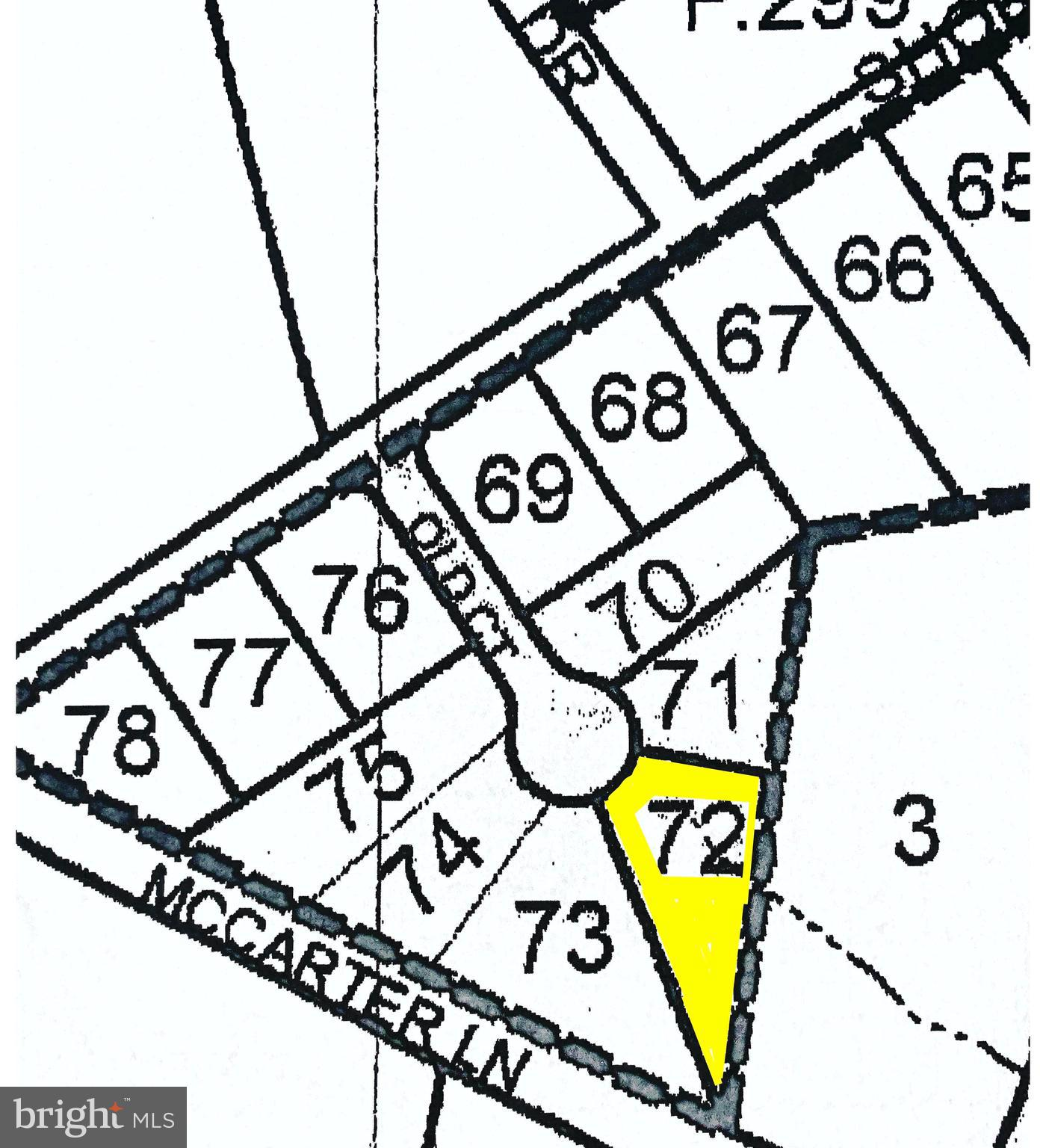 This is lot 72 AKA 1407 Old Ct.      Lots 70, 71 and 72 are each available from this seller.    Public Septic is available but not connected.   Property would require a well for water.   Located in Critical Area, the county planner of the day verbally stated they will allow tree removal on 30% of the lot.   Buyer will need to verify.   No sign on property.    Old Ct is a cul-de-sac paper road located between and behind 4105 Shoreham Beach Rd and 4101 Shoreham Beach Rd.  Property may include wetlands.  Buyer will need to verify.