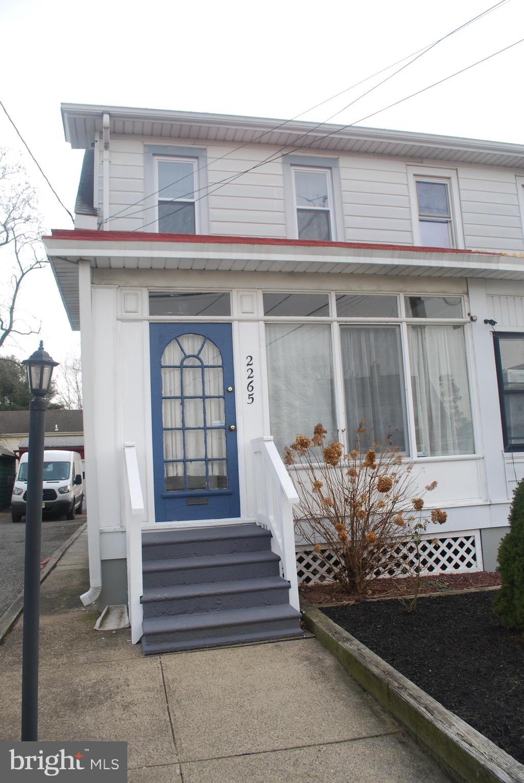 2265 LIBERTY STREET, HAMILTON, NJ 08629
