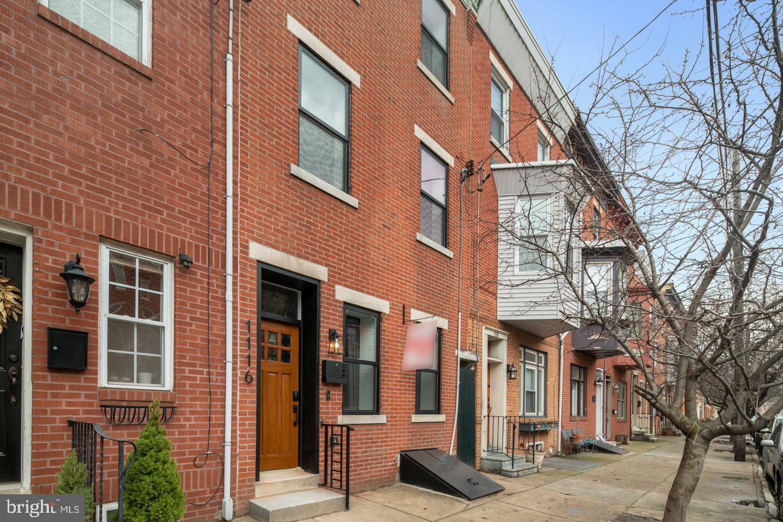 1116 Christian Street Philadelphia, PA 19147
