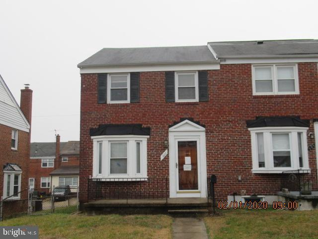 611 MIDDLESEX ROAD, BALTIMORE, Maryland 21221, 3 Bedrooms Bedrooms, ,1 BathroomBathrooms,Residential,For Sale,MIDDLESEX,MDBC484912