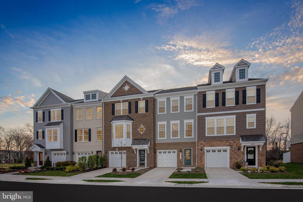 Brand new Stanley Martin town homes located in a tree-lined and amenity-rich community! These open and innovative floor plans are conveniently located minutes away from Route 234, 28, I-66, the VRE, and the charm of Old Town Manassas. Bradley Square is the most affordable and established luxury townhome community in Prince William County with over 100 new homeowners a year! Designed with livability in mind, our floor plans include inviting main levels featuring modern and open kitchens with islands, serene owner's suites, spacious recreation areas, and ample deck and yard spaces which are perfect for entertaining family and friends. Prepare to make memories that will last a lifetime here at Bradley Square!