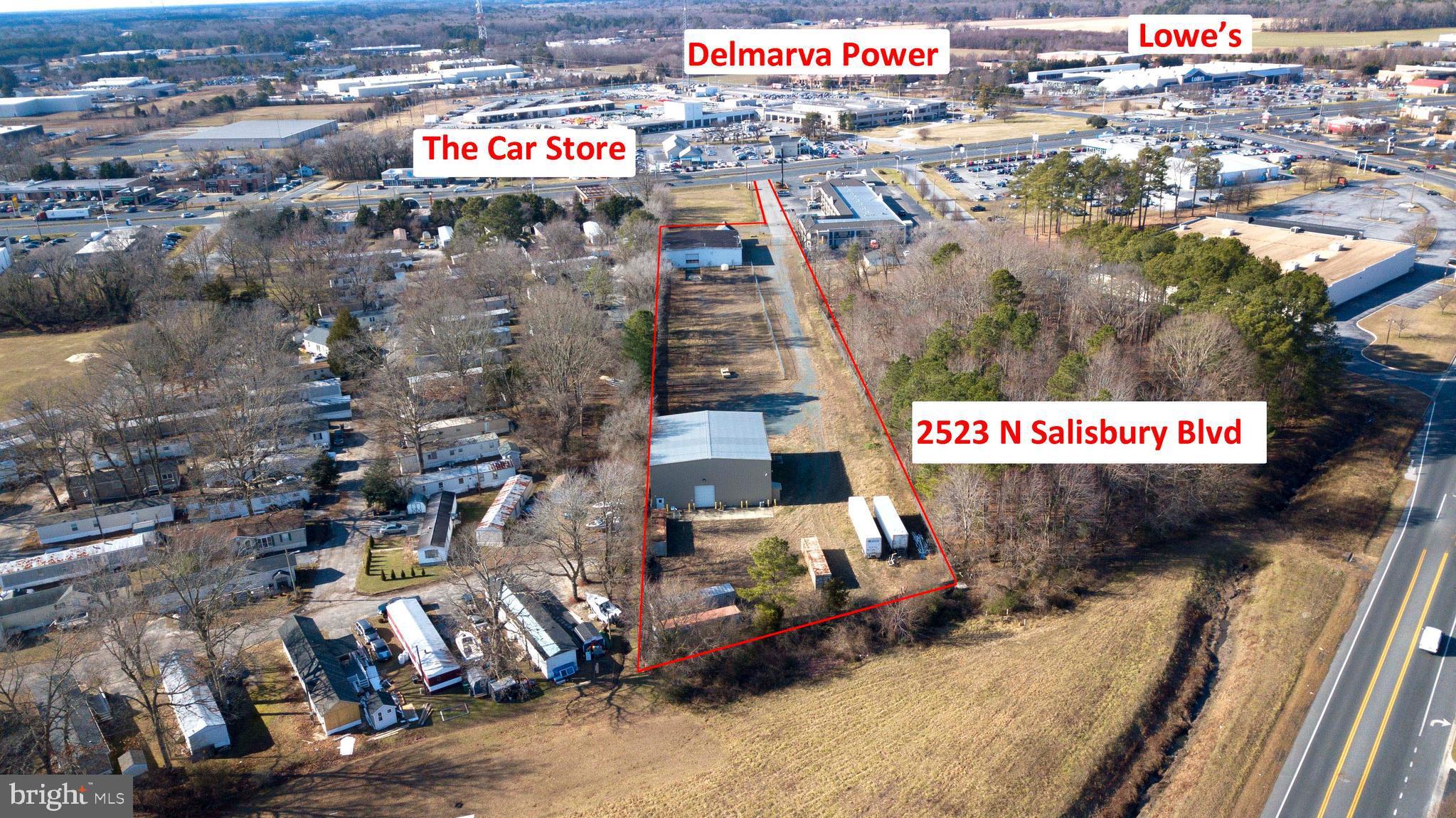 2523 N Salisbury Boulevard, Salisbury, MD 21801