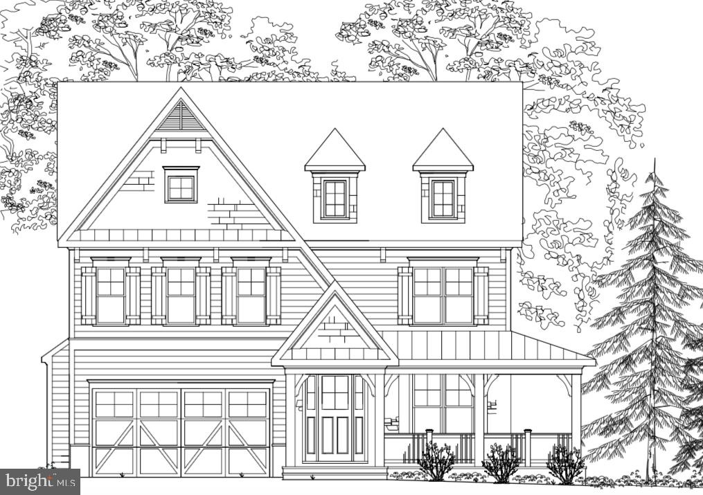 Another fabulous new home by Award-Winning Builder, Washington Metropolitan Homes! Construction will begin shortly with an anticipated completion date of Autumn 2020. Buy now and customize this home to make it your own! Stone and Hardiplank exterior construction with two-car garage and charming wrap porch. Design specifications include a gourmet kitchen with custom cabinetry including an island with counter seating, high-end stainless appliances (SubZero refrigerator, Wolf professional range and two Bosch dishwashers), a walk-in storage pantry and butler's pantry with beverage center. This home will also feature stained-in-place four inch oak floors, finished basement, upgraded trim package, stone fireplace, coffered ceilings, mudroom with custom built-ins, two-zone heating and cooling and a two-car garage. Fabulous Chevy Chase location, close to Rock Creek Park and the new Chevy Chase Lake Development.