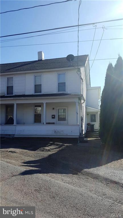 116 E MAIN STREET, WEATHERLY, PA 18255