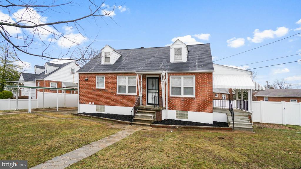 7005 PARK DRIVE, BALTIMORE, Maryland 21234, 3 Bedrooms Bedrooms, ,2 BathroomsBathrooms,Residential,For Sale,PARK,MDBA499810