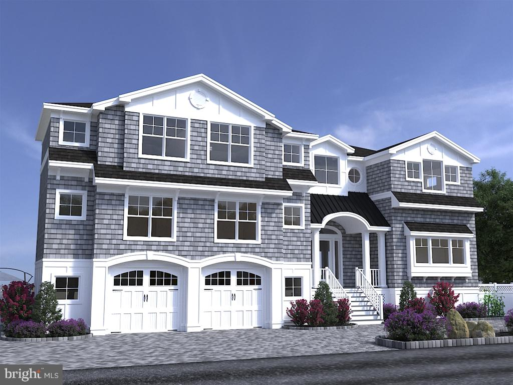 One of Long Beach Island 7 Bedroom Homes for Sale at 87  BAYVIEW
