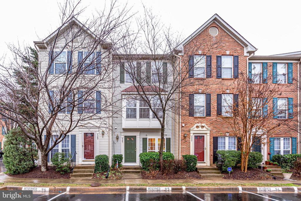 Fairfax Homes for Sale -  Tennis Court,  4391  SUTLER HILL SQUARE