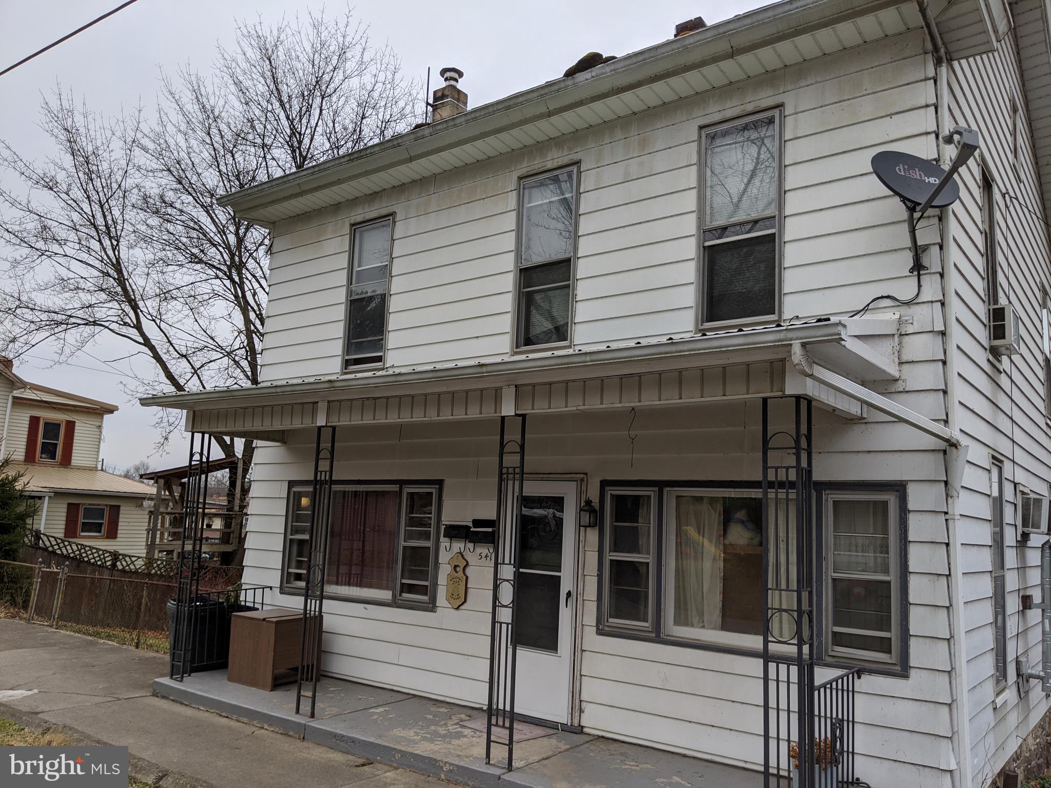 541 S 4TH STREET, NEWPORT, PA 17074