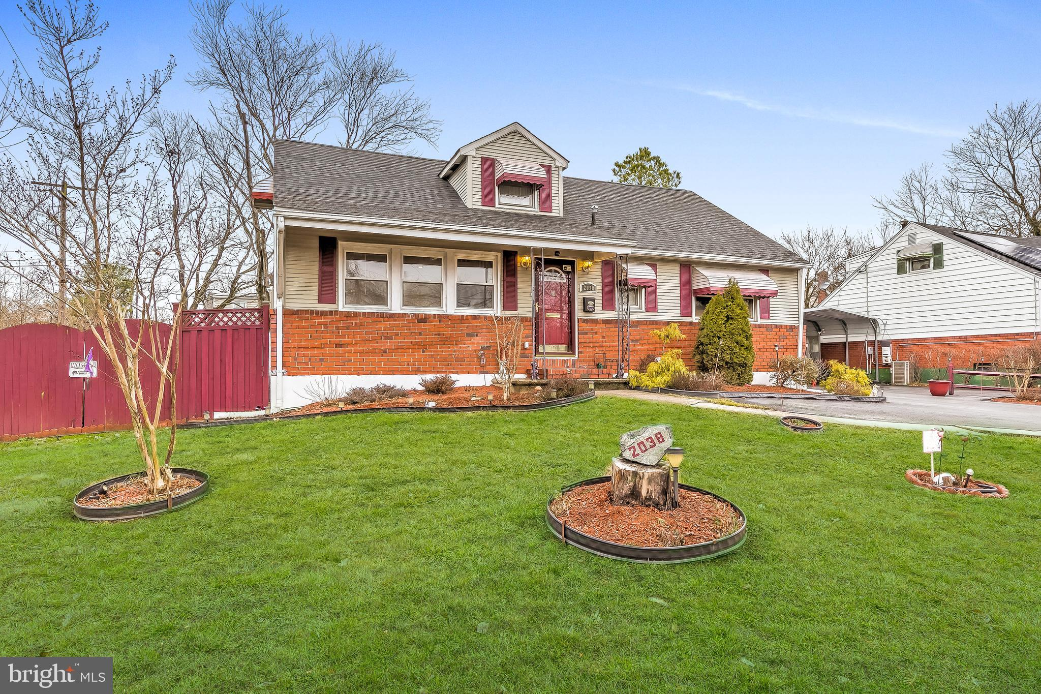 2038 N ROLLING ROAD, BALTIMORE, MD 21244