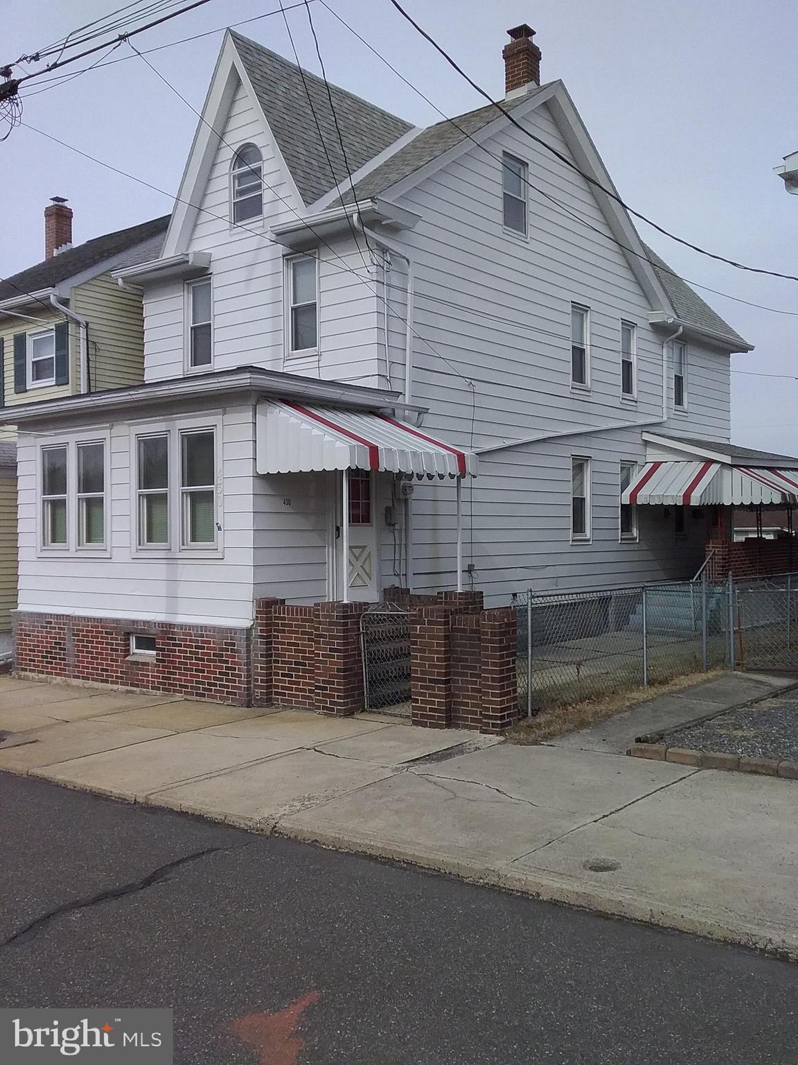 430 W Ludlow Street, Summit Hill, PA 18250