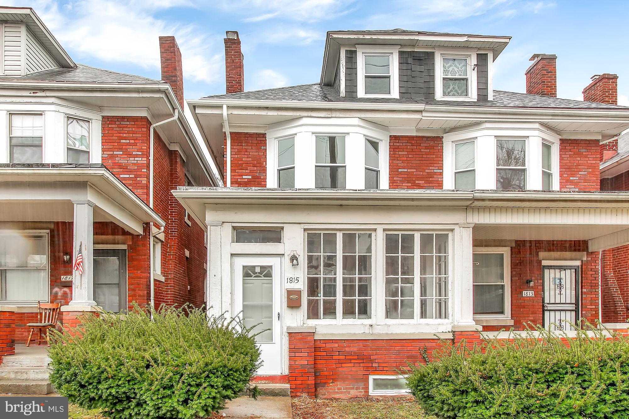 1815 HOLLY STREET, HARRISBURG, PA 17104