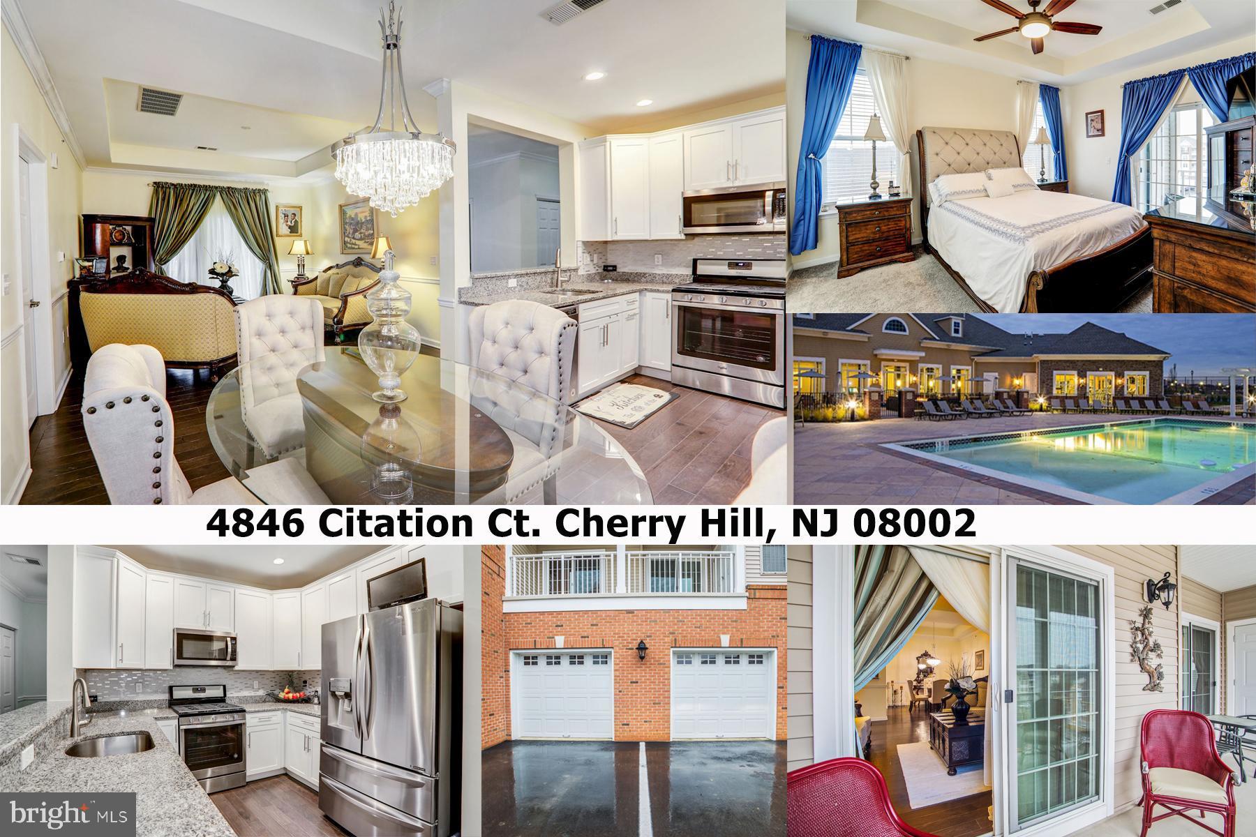 4846 PARK PLACE, CHERRY HILL, NJ 08002