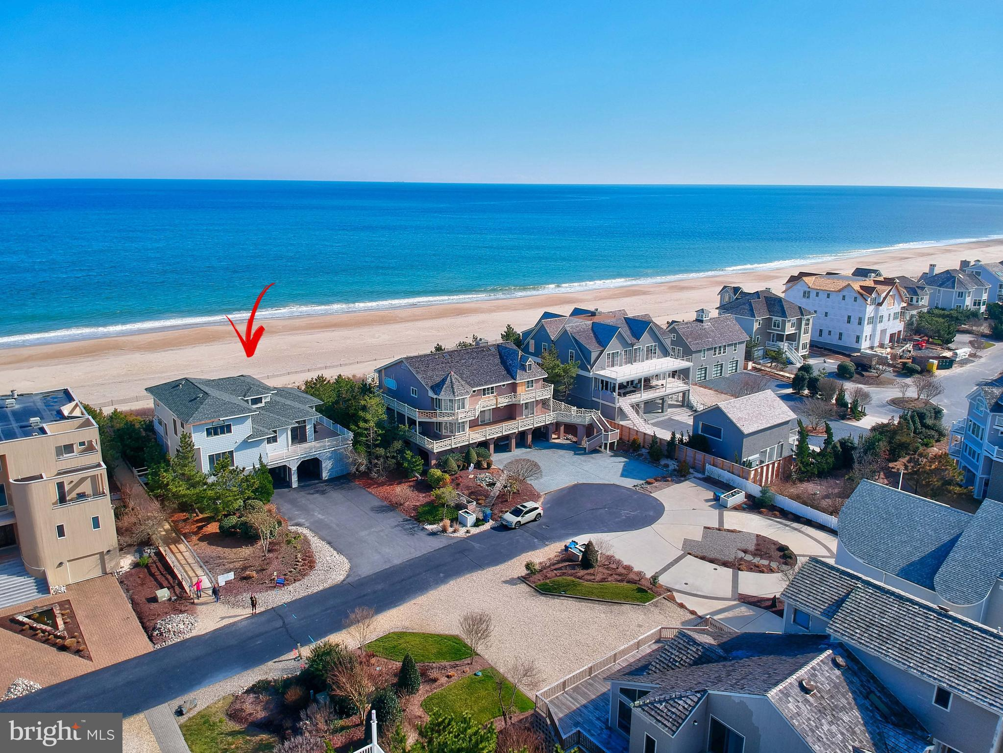 Relax & soak up the tranquility of the ocean air and waves from your front deck!  75 foot lot and a well maintained home with oversized wrap around decks, roof and heat pump replaced in 2013, new irrigation system.  Rentals--$14,500K in peak weeks. It is a turn key home waiting for you!