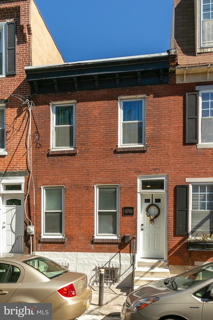 1833 Webster Street Philadelphia, PA 19146
