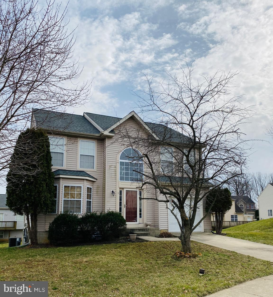 3 MONNERY COURT, BALTIMORE, MD 21207