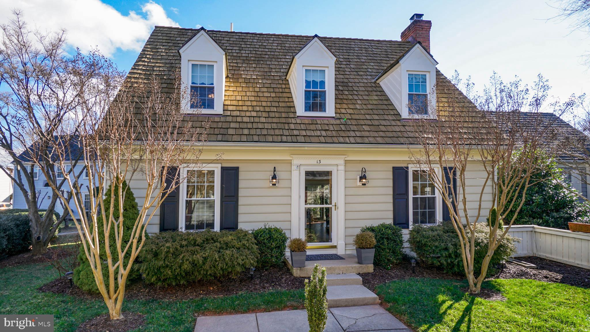 13 MEADOWGATE CIRCLE, GAITHERSBURG, MD 20877