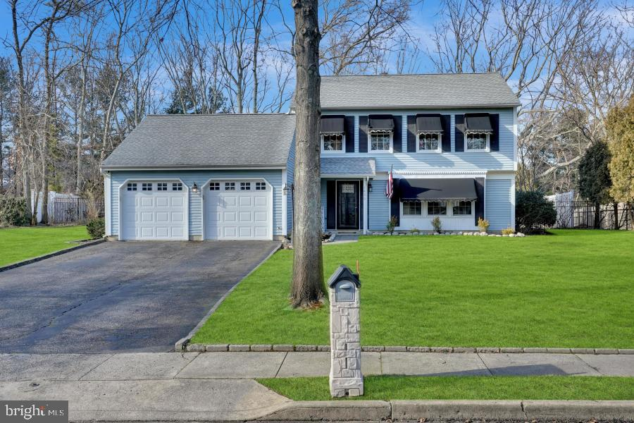 1436 OTTAWA COURT, TOMS RIVER, NJ 08753