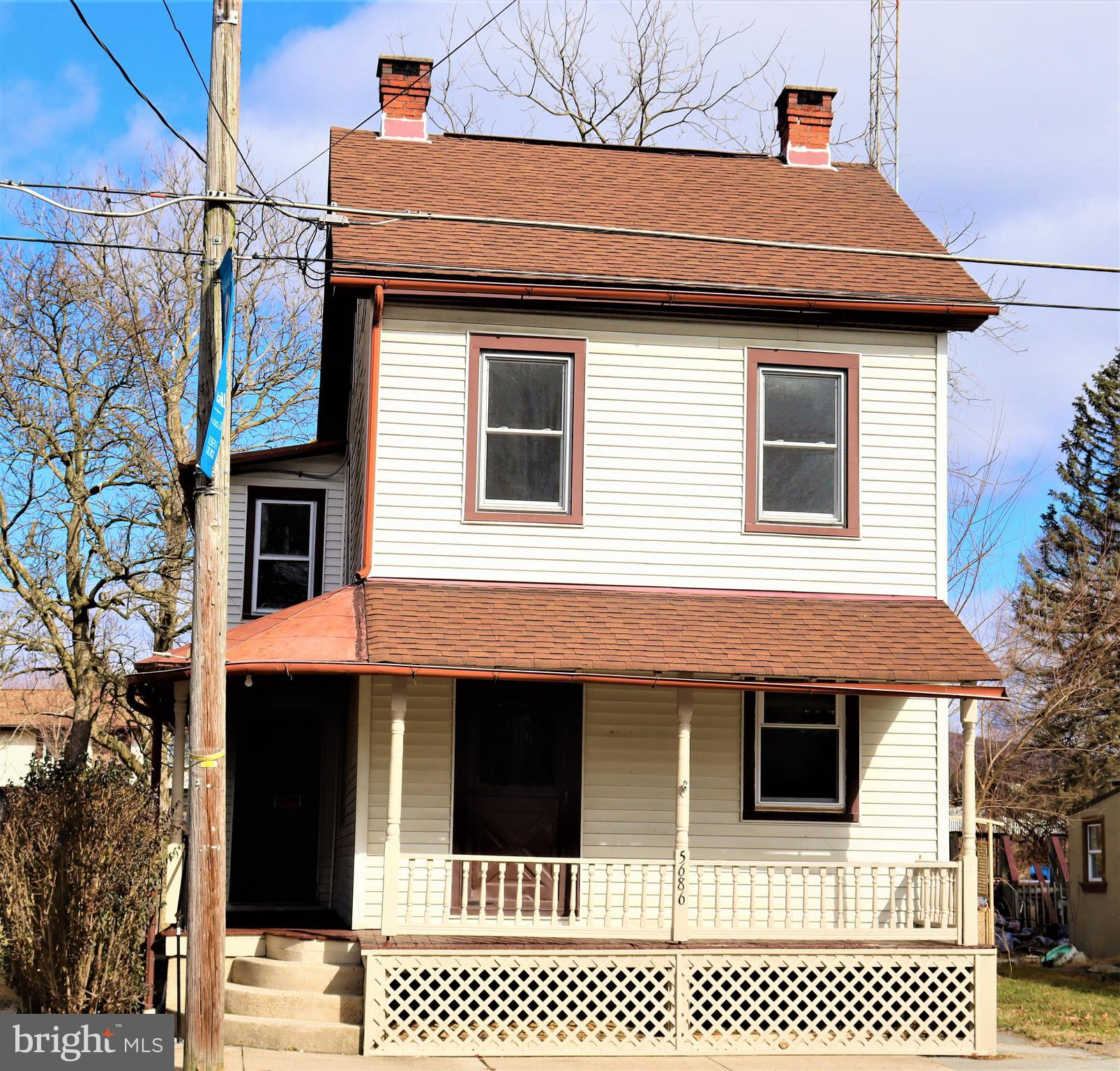 5686 OLD ROUTE 22, SHARTLESVILLE, PA 19554