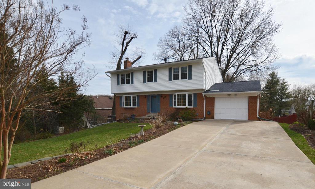 Fairfax Homes for Sale -  Cul De Sac,  9645  MAURY ROAD