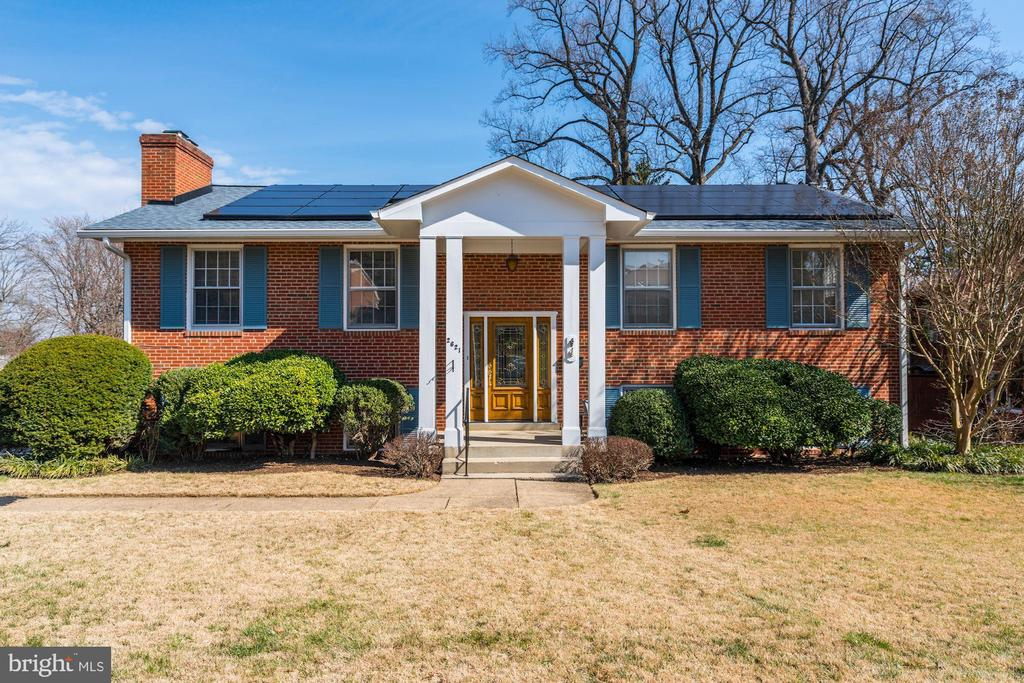 2621  WOODLEY PLACE 22046 - One of Falls Church Homes for Sale