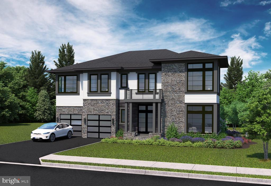 **New Construction and outstanding design by award winning Gulick Group! photos are artist's rendering of similar home.  It is rare to find a home like Woodmoor Lane which offers that balance of impressive street presence, interior warmth, serenity and clean contemporary feel.  The home will be available for settlement summer of 2020.  Our newly designed Parkline Series features 6,400 finished square feet of peaceful living.  Five ensuite bedrooms, an open floor plan,  soaring ceilings and abundance of natural light.   The expansive owner's suite includes a free-standing  soaking tub and custom-designed closets with dressing area.  The fully finished lower level includes an exercise room, Media/flex room with 5.1 surround sound and recreation room with a walk-behind wet bar.The homesite, which makes a statement by rising above Woodmoor Lane, is over 1/3 acre and has a large backyard for hosting friends or outdoor living.  The photos in the listing are an artist's rendering and as such may vary from the colors, features and homesite at Woodmoor Lane.