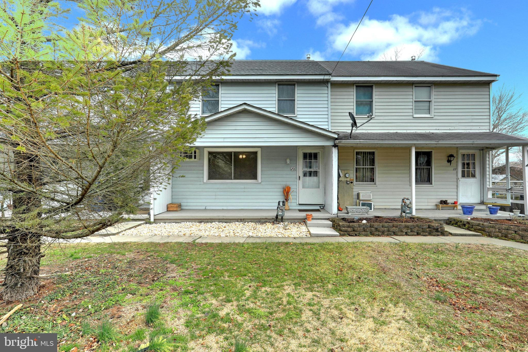20 S HIGH STREET, ARENDTSVILLE, PA 17303