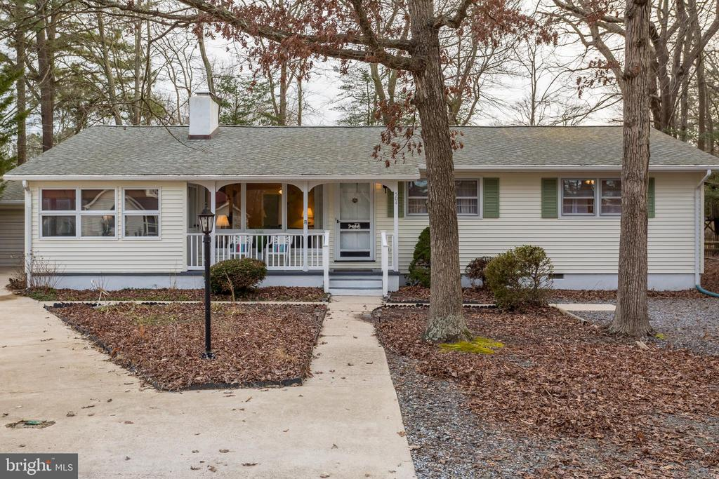 504  CHERRY HILL COURT, Bethany Beach in SUSSEX County, DE 19930 Home for Sale