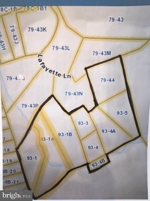 LAFAYETTE LANE EXTENDED, CHARLOTTESVILLE, VA 22902