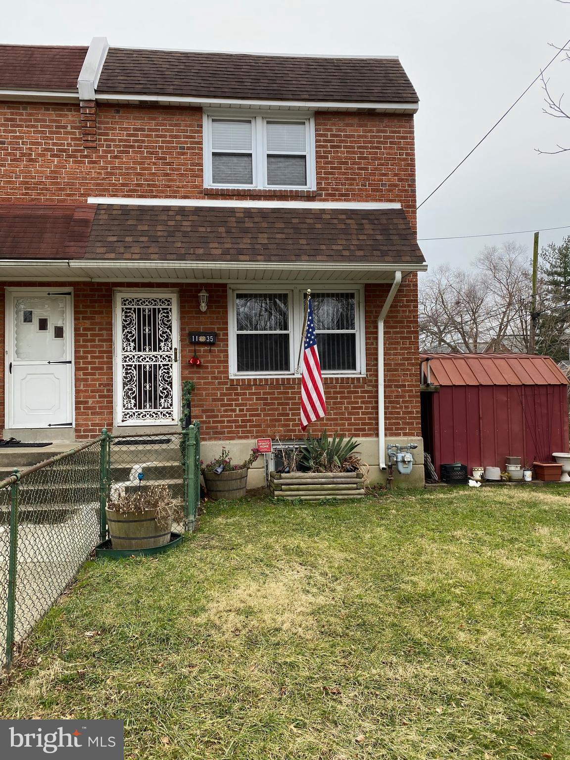 1135 SPRING STREET, SHARON HILL, PA 19079