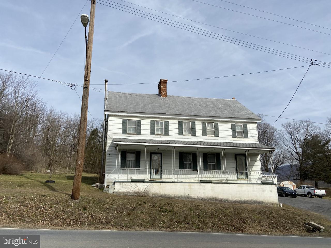 17889 E FANNETTSBURG ROAD, FANNETTSBURG, PA 17221
