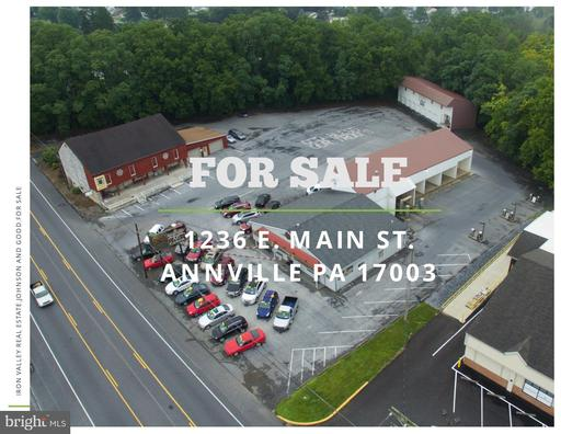 Property for sale at 1236 E Main St, Annville,  Pennsylvania 17003