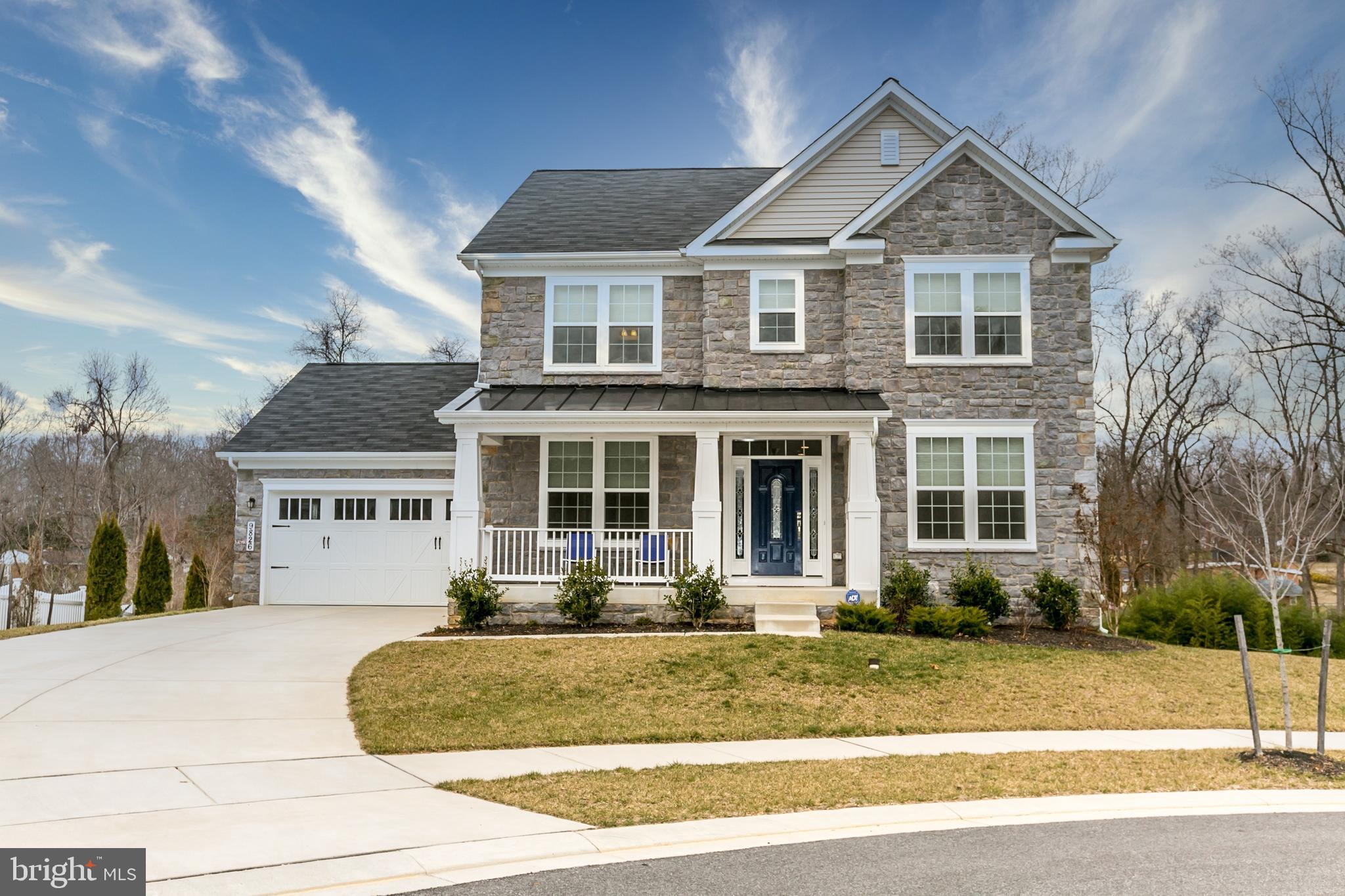 9826 FORGE VALLEY COURT, PERRY HALL, MD 21128