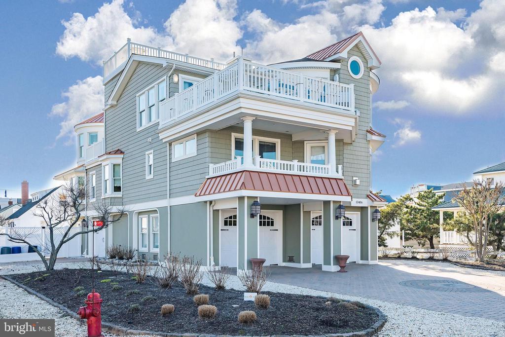 13406  GARDEN COURT, Long Beach Island, New Jersey