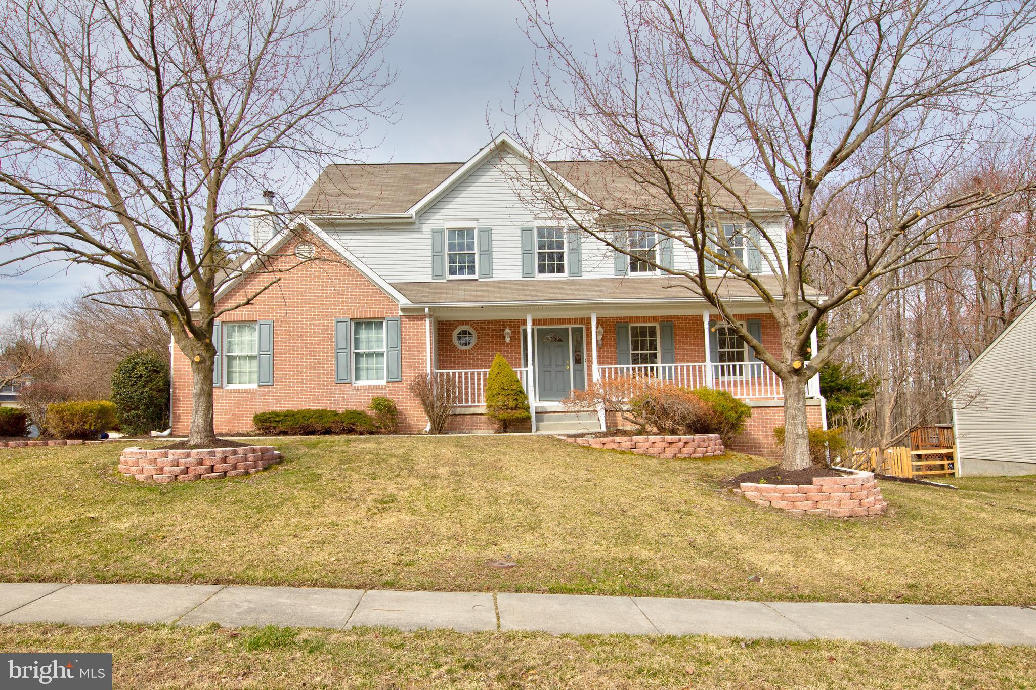 1407 W MC COMAS WAY, ABINGDON, MD 21009