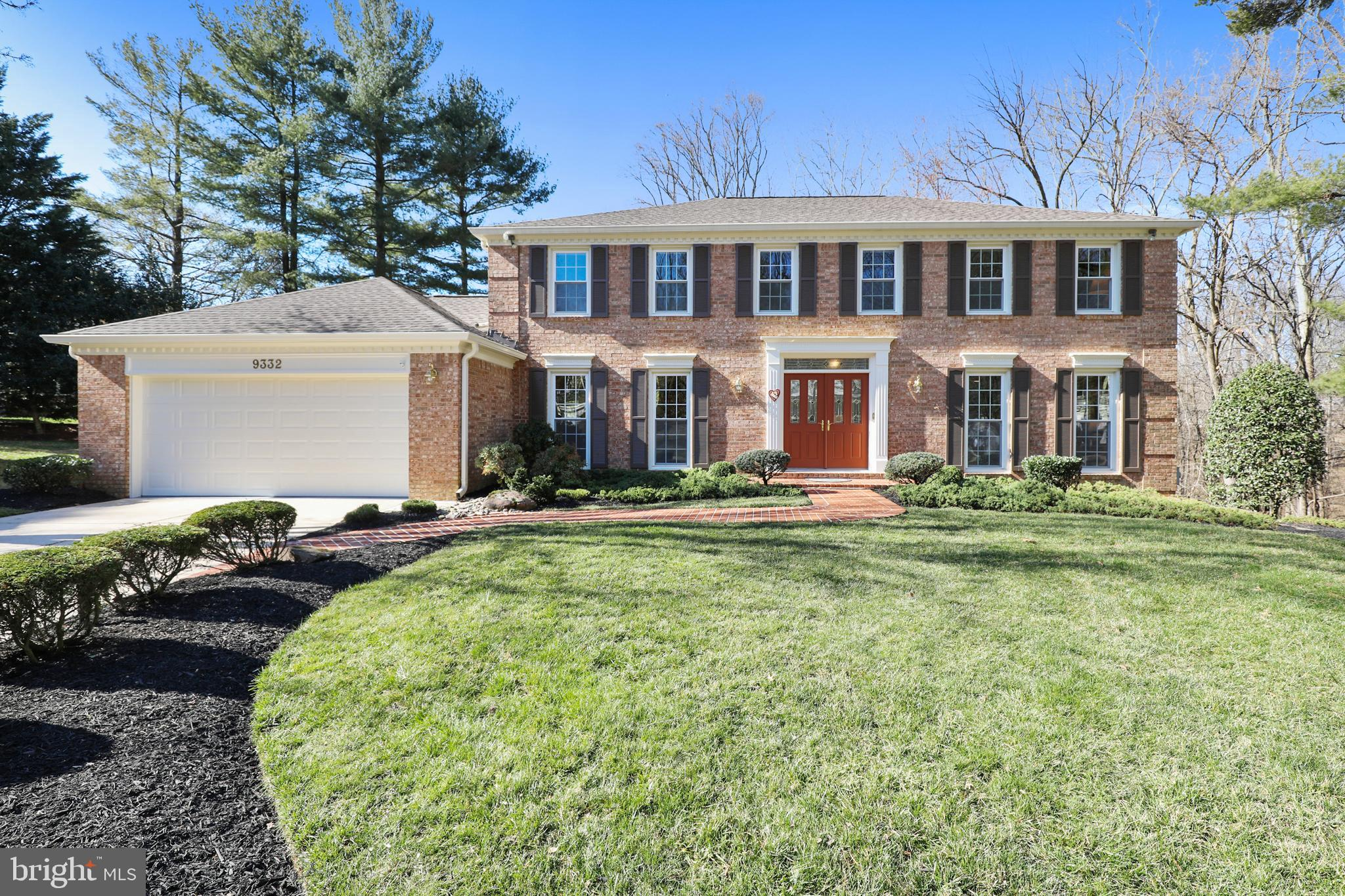 9332 ORCHARD BROOK DRIVE, POTOMAC, MD 20854