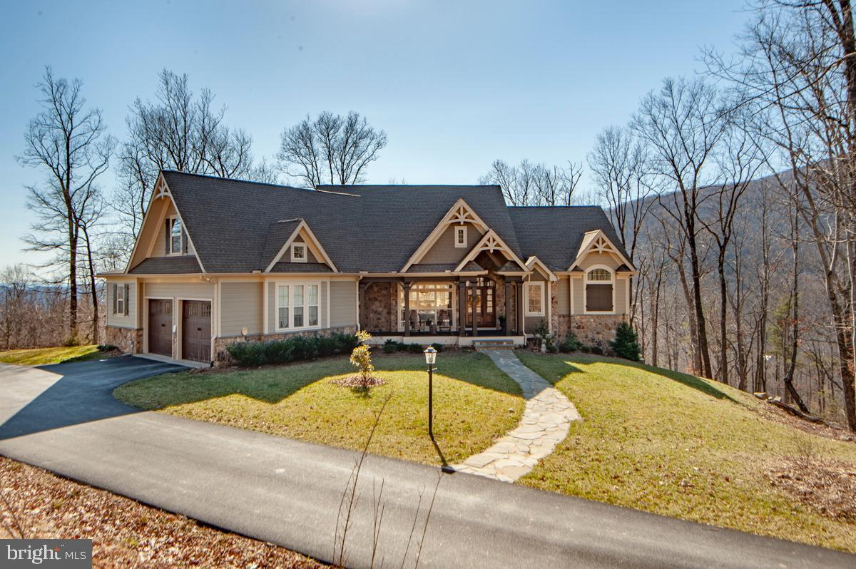 453 POCOSAN MOUNTAIN ROAD, STANARDSVILLE, VA 22973