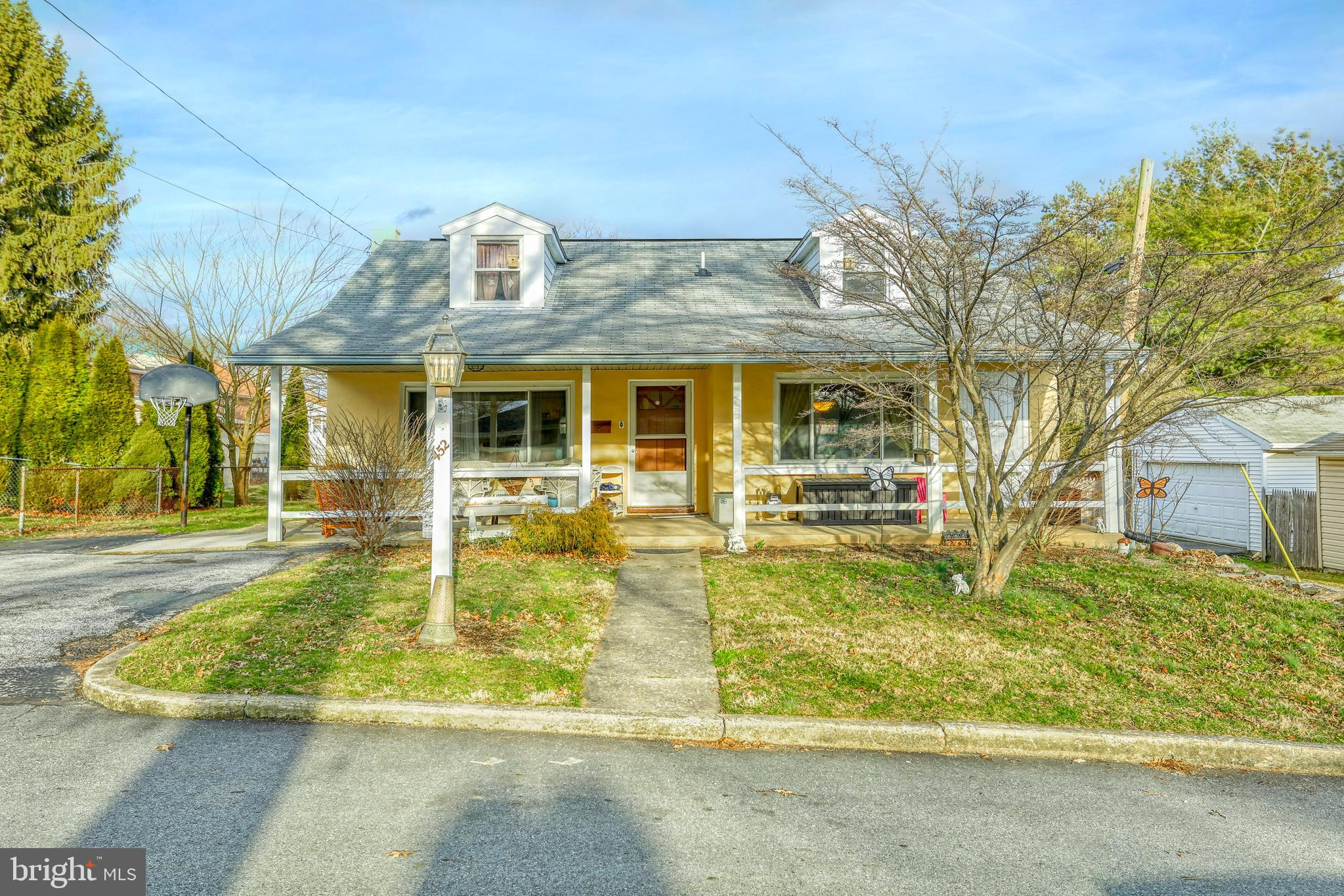 452 N 4TH STREET, WRIGHTSVILLE, PA 17368