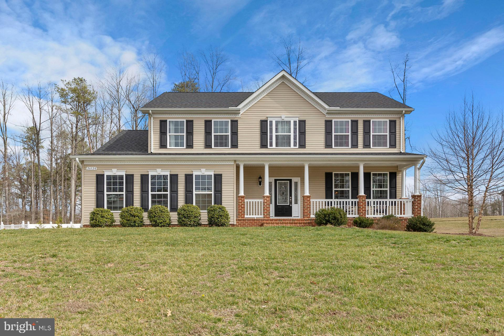 26120 HARMONY VIEW STREET, MECHANICSVILLE, MD 20659