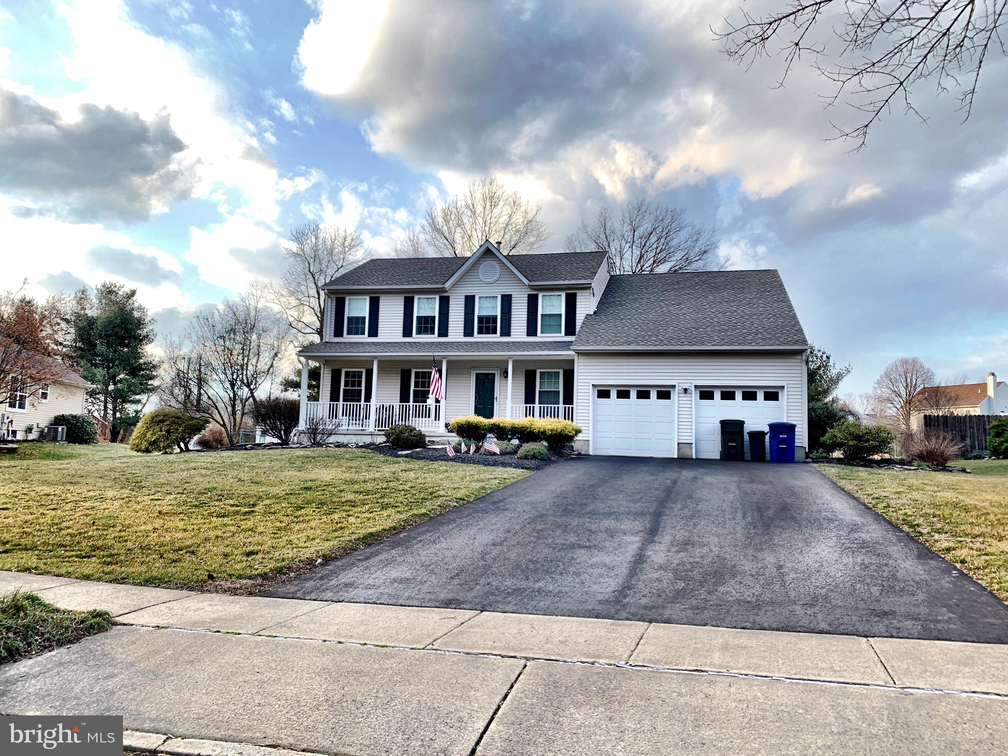 26 VALLEY FORGE ROAD, BORDENTOWN, NJ 08505