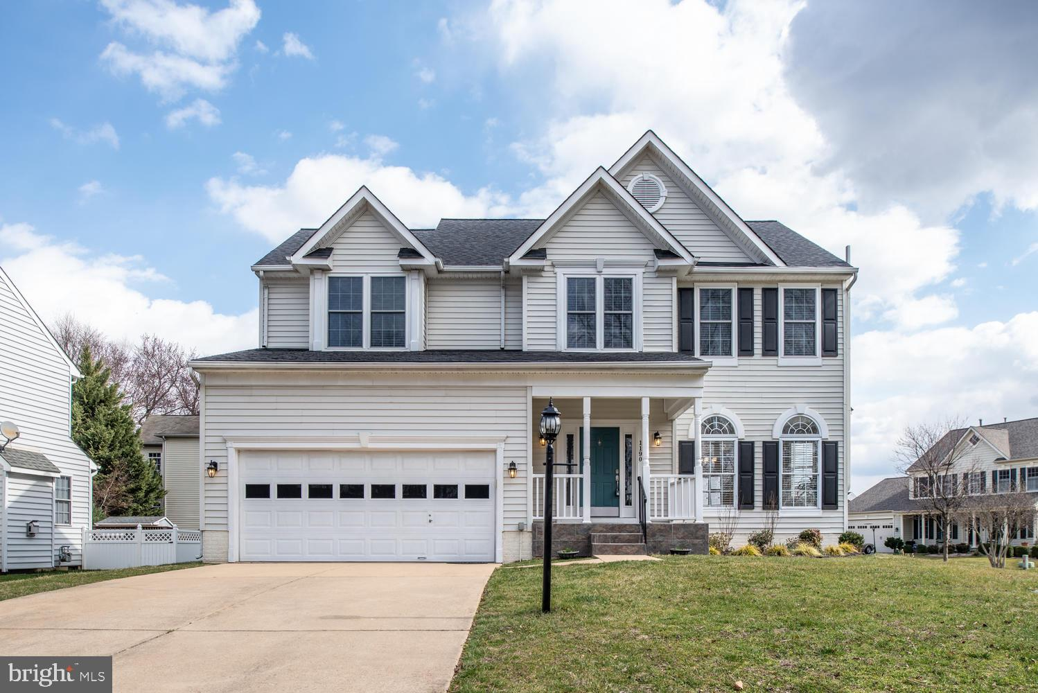 1190 MARSEILLE LANE, WOODBRIDGE, VA 22191
