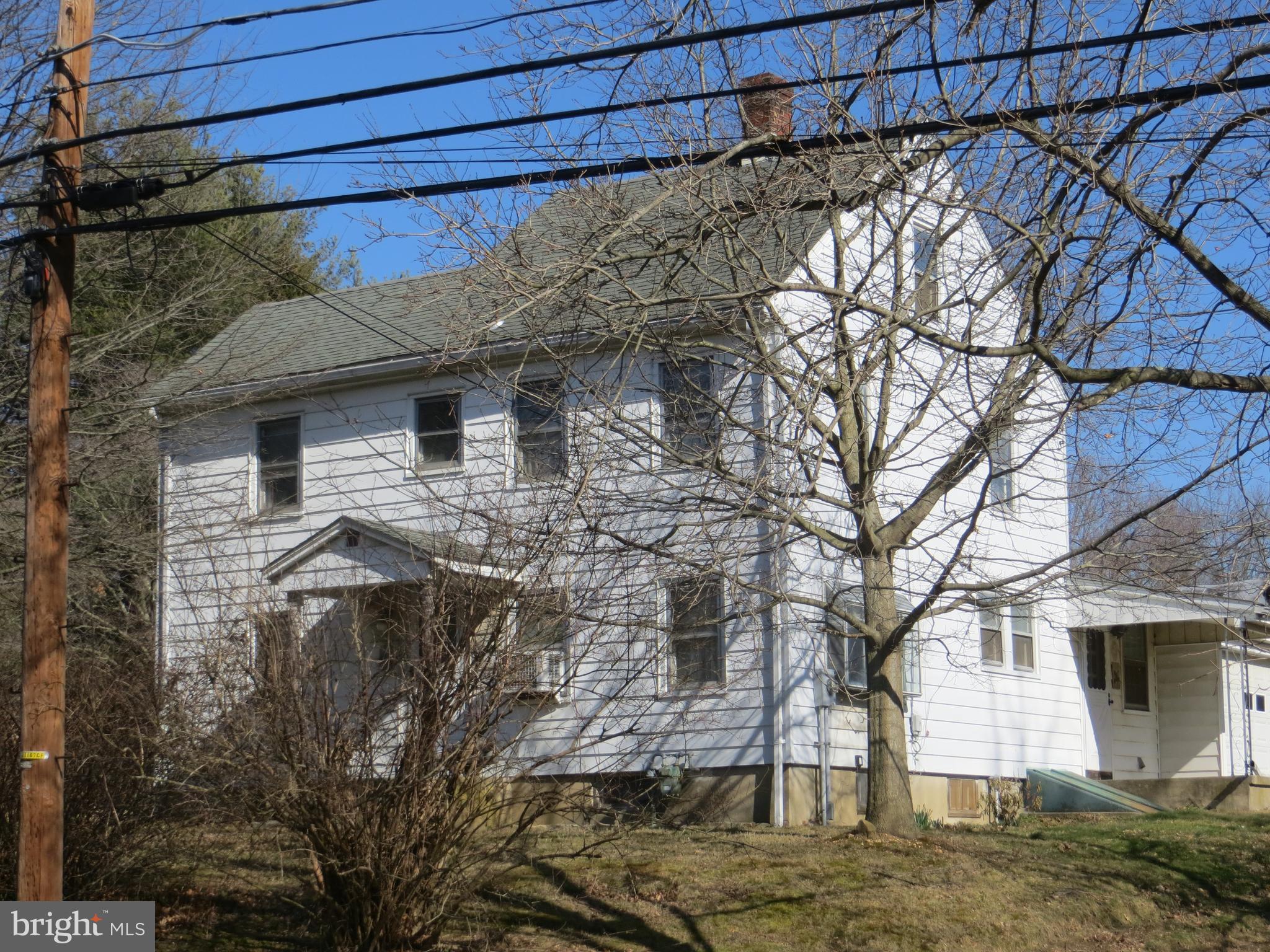 29 CHESTERFIELD CROSSWICKS ROAD, CHESTERFIELD, NJ 08515