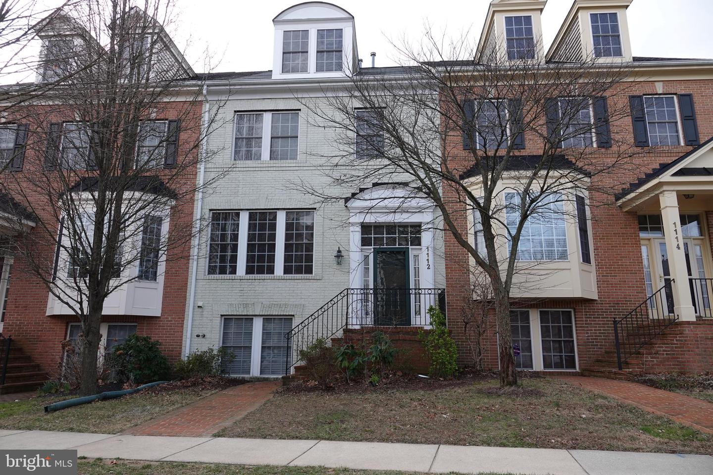 1112 Pleasant Drive   - Montgomery, Maryland 20850