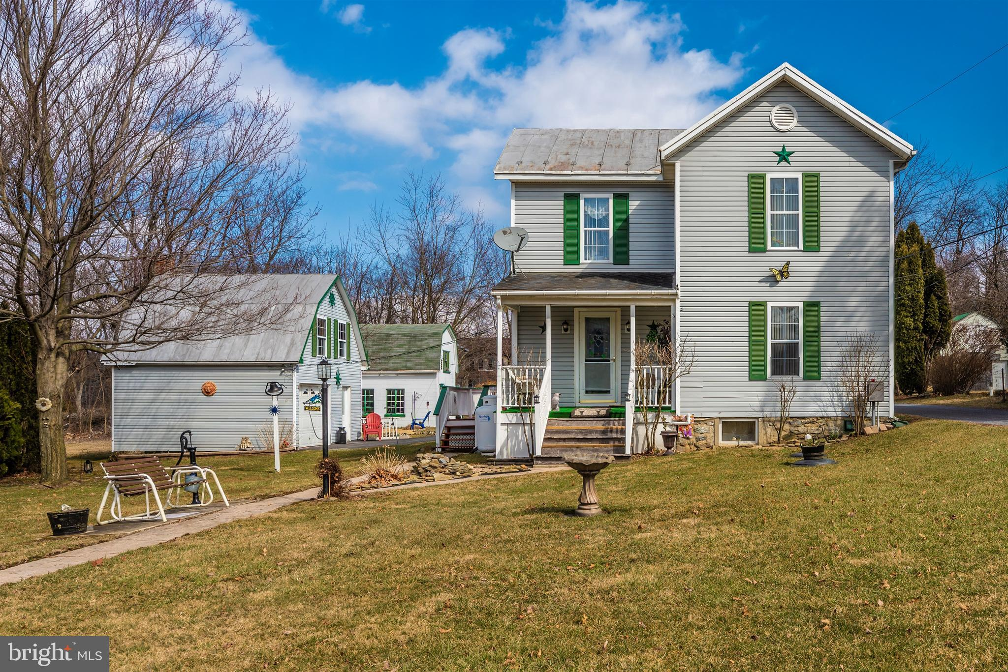 14329 MACAFEE HILL ROAD, CASCADE, MD 21719