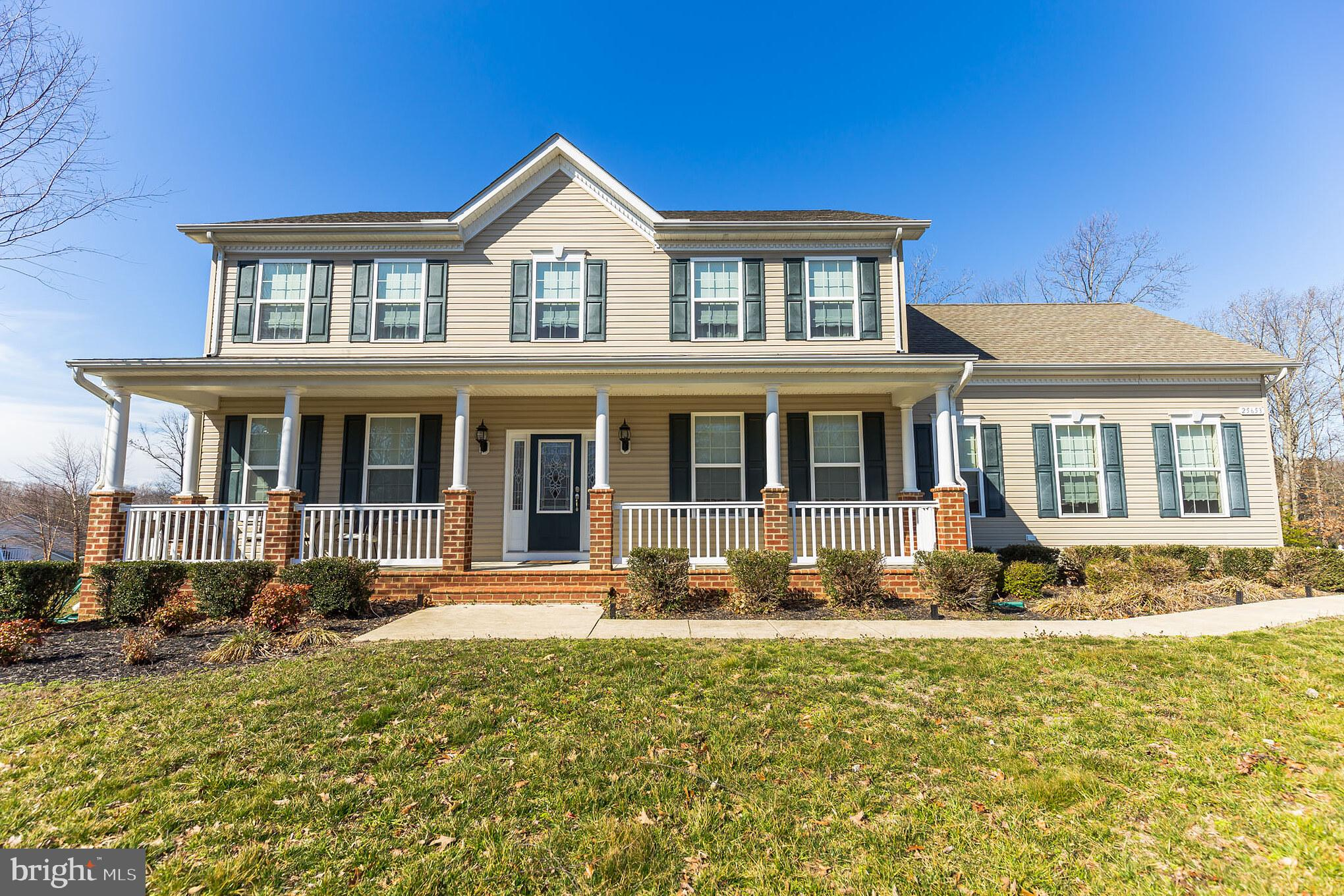 25653 SCENIC VIEW STREET, MECHANICSVILLE, MD 20659