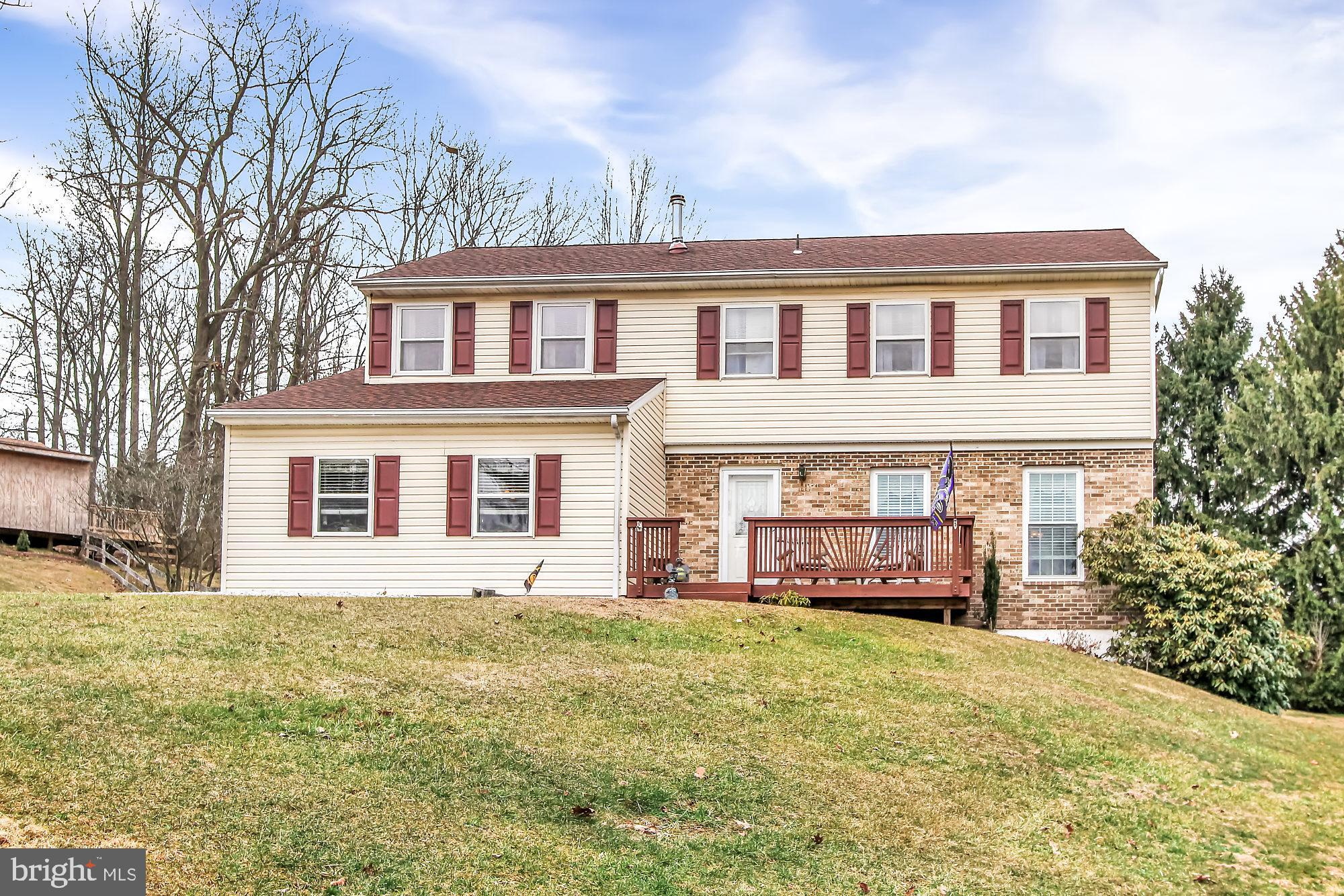 14884 KEESEY COURT, STEWARTSTOWN, PA 17363