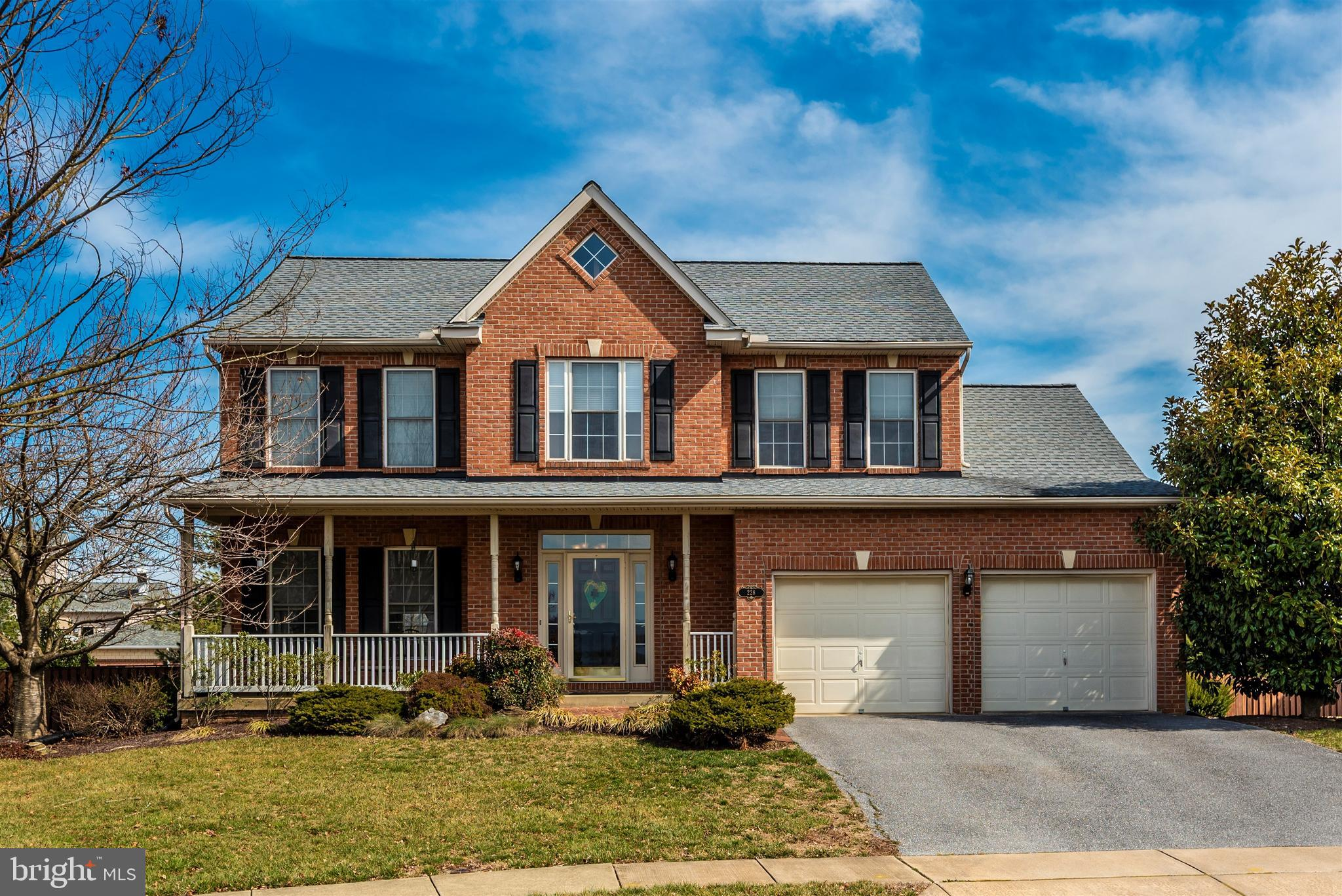 228 CREEK WALK DRIVE, WALKERSVILLE, MD 21793