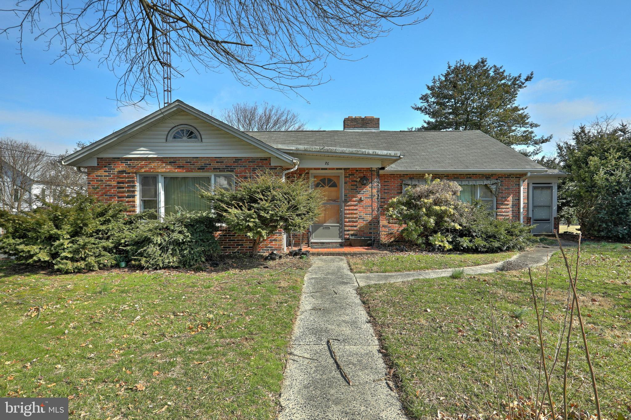 76 S HIGH STREET, ARENDTSVILLE, PA 17303
